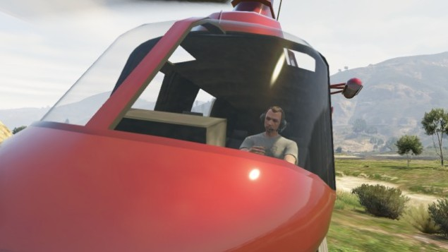 helicopter pilot